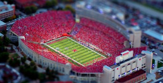 Corn Husker Stadium