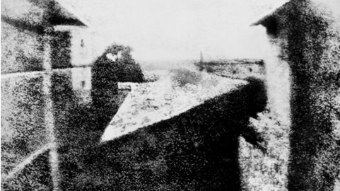 World's Oldest Picture