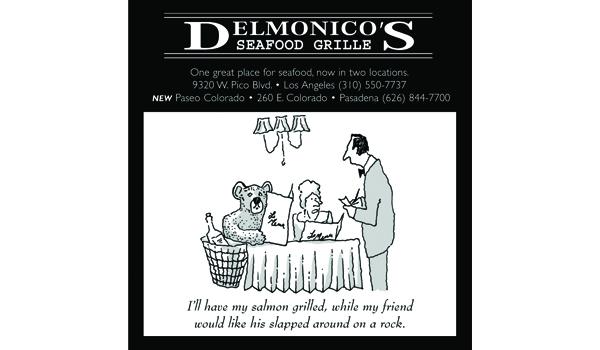 Delmonico's Seafood Grill