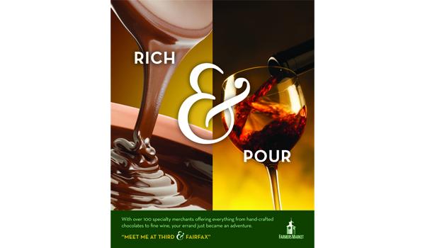 Farmers Market-Rich & Pour